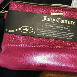 Juicey Couture Phone Charger Bag